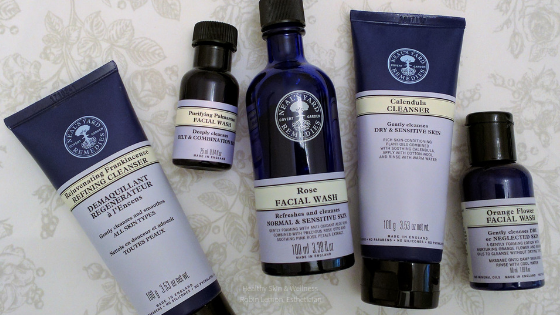 NYR Organic Facial Cleansers